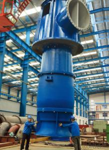 Right Angle Gear Box Diven Vertical Turbine Pump(API610 VS6)