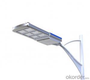 Solar Street LED Light Model 2 Environment Friendly
