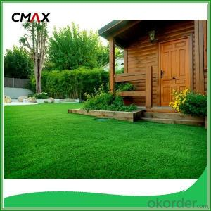 Deco Grass for Garden Decoration with Anti-UV Artificial Grass