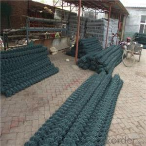 Chainlink Wire Mesh Netting Low Carbon Steel Good Quality