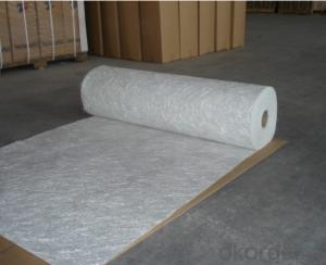 E Glass Fiberglass Chopped Strand Mat Used with Powder Binder