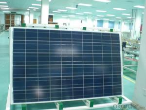 High Quality Low Price 230w Poly Solar Panel Solar Module