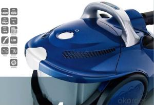 Water Filtration Vacuum Cleaner Wet and Dry Cyclonic Cleaner