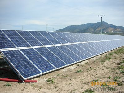 Cheap 2014 New s=Solar Module Mounting of CNBM