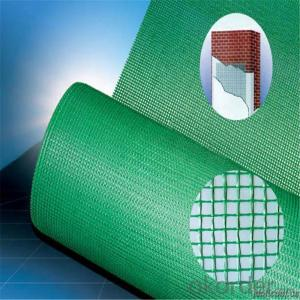 75gsm ,5mm*5mm Alkali Resistant Fiberglass Marble Mesh for Buildings
