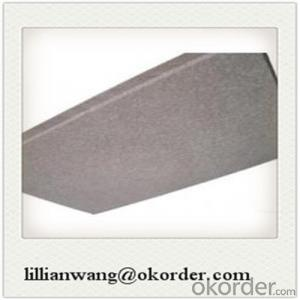 Calcium Silicate Board Insulation