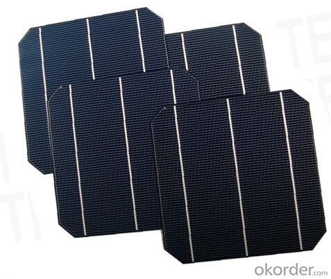 Monocrystalline 156 mm X 156 mm Solar Cells supplier from China