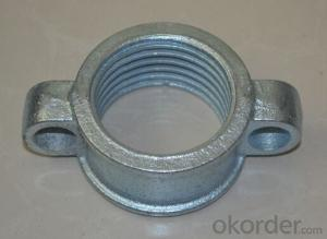 Heavy Duty Prop Nut for Scaffolding and Formwork System