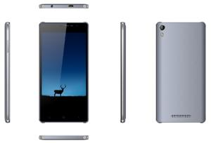 Smartphone 5.0 Inch MTK6592 Octa Core Smartphone with 8MP AF+2MP Camera