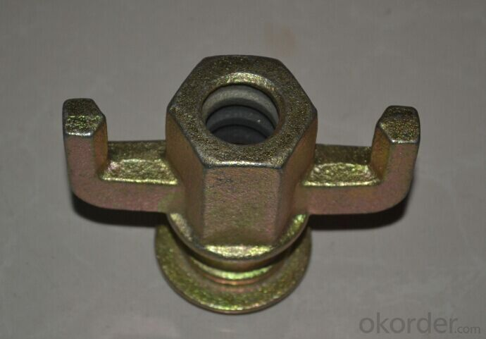 Buy Light Duty Of Wing Nut For Scaffolding And Formwork