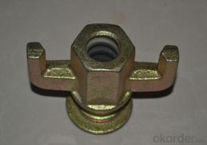 Heavy Duty of Wing Nut for Scaffolding and Formwork System