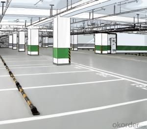 The Wear-resistant Pressure Epoxy Floor Paint