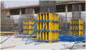 Timber Beam Formwork for Column Formwork