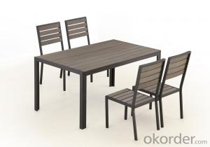 Wooden Garden Set Customized All Color  with OEM Service