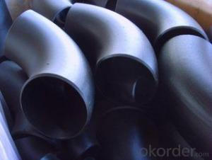 Alloy Steel Pipe Fittings Butt-Welding 90° Long Radius Elbows