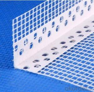 Fiberglass Mesh PVC Corner Bead for Stucco Use Wholesale