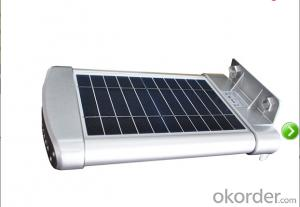 Solar street courtyard light All in one Solar Street/Courtyard Light  33W Solar Street Light