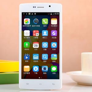 5.0 inch Smartphone MTK6582 Quad Core Smartphone with Cheapest Price
