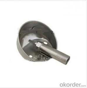 114mm Stainless Waterer for Pigs with Round Shape