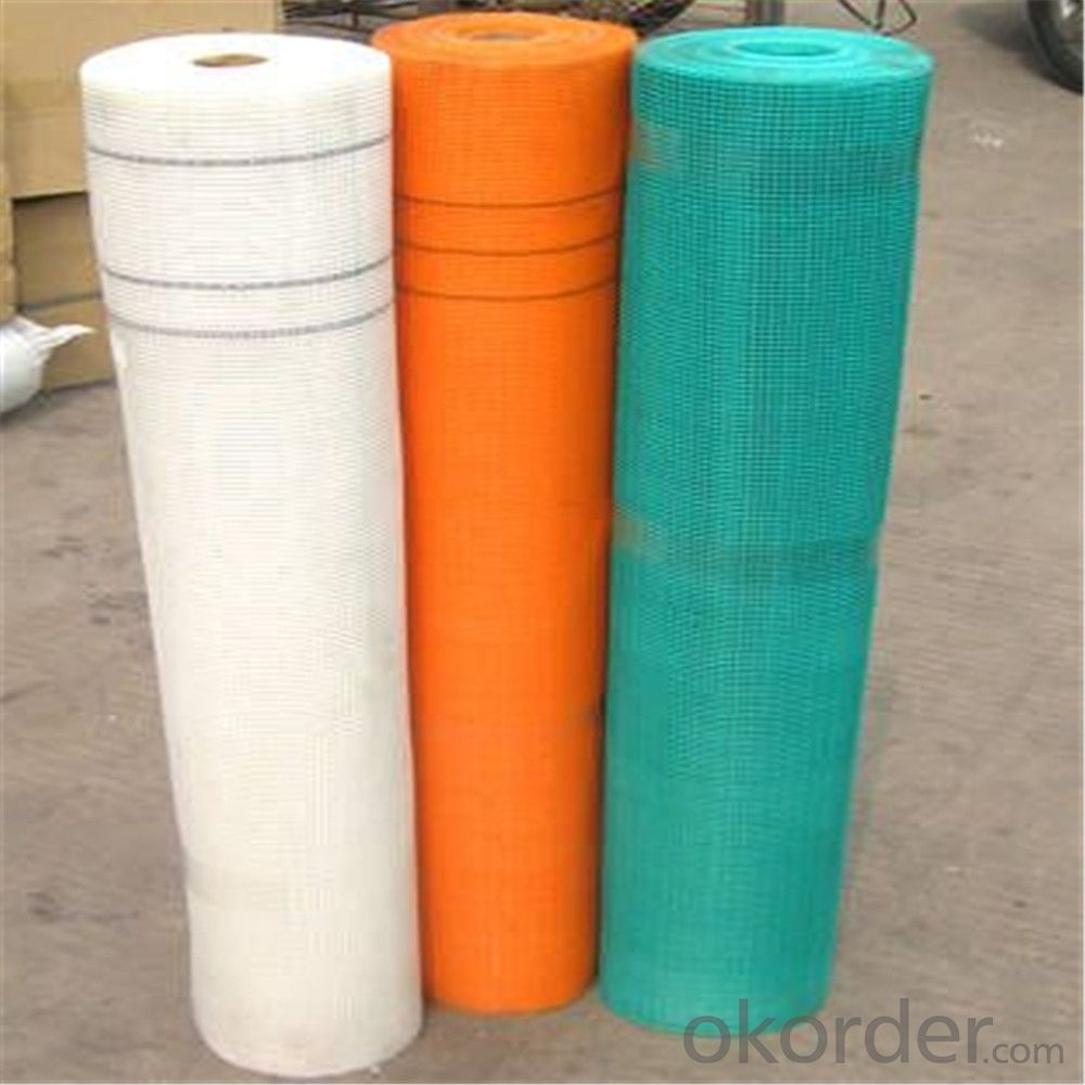 120gsm ,5mm*5mm Alkali Resistant Marble Mesh for Buildings