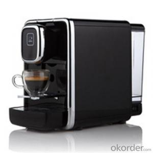 Capsule Coffee Machine Made in China with High Quality