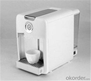 Household Capsule Coffee Machine Made in China with Good Quolity