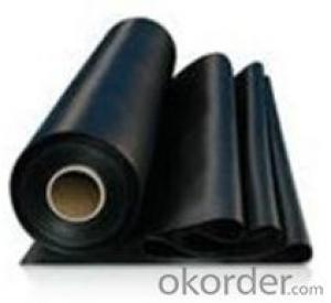 EPDM roof /pond/basement waterproof membrane manufacturer