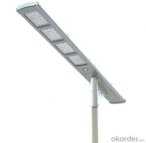 Solar Street Light 4000 Lumens ESL-39 Series