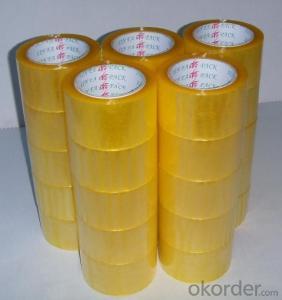 BP-40 Packing Sealing Various Colors Bopp Tape