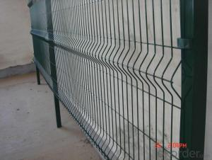 Hot-Dipped  Galvanized  Wire  Mesh Panel