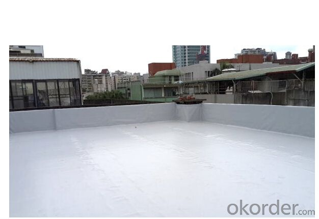 EPDM    Waterproof  Membrance for Roof and Basement