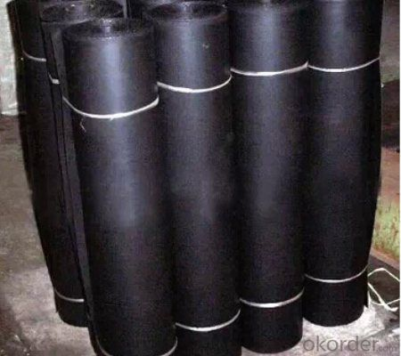 Membran Weldable and Valcanization for Waterproof System