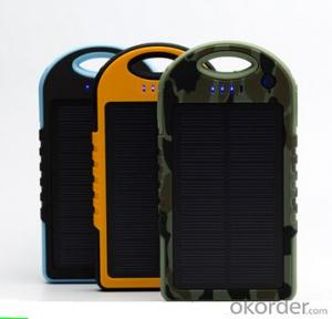 Solar Charger--Portable Mobile Phone For  C10118 Mobile