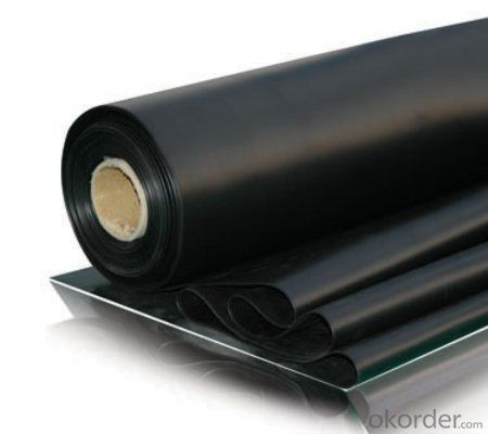 EPDM Membrane Weldable for Waterproof System