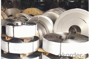 Galvanized Steel Coil with Spangles or Skin Passed  CNBM