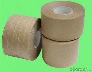 Fiberglass Reforced Adhesive Kraft Paper Tape