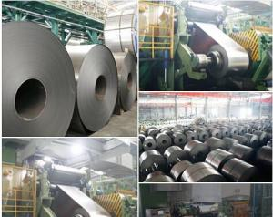 Galvanized Steel (0.12-1.2mm) for Building Material