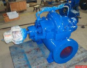Axial Split Chemical Pumps The Black One