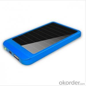 Solar Charger--Portable Mobile Phone For Aluminum  Case Mobile