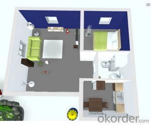 EPS Sandwich Panel House Modular House Prefabricated House