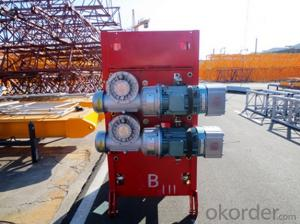Sc/Sc Electic Construction Hoist Elevator Motor Good Performance
