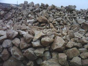China natural refractory Calcined Bauxite Low Price with Detailed Specifications