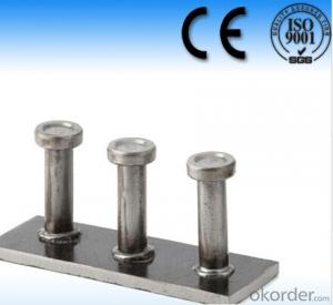 Shear Stud Shear Connector Welding Stud  ISO 13918 ANSI/AWS D1.1 JIS B1198