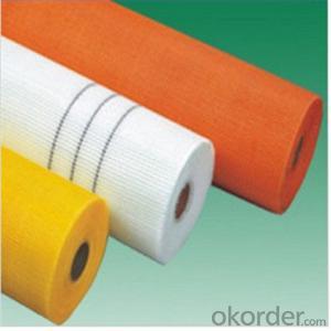 Fiberglass Mesh Fabric Leno Woven Reinforcement