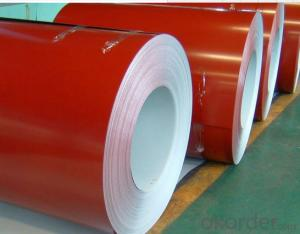 Embossed Prepainted Galvanized Steel Coil CNBM