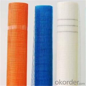 Fiberglass Mesh Fabric Plain Woven Reinforcement