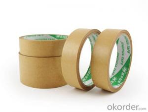 Sealing Cartons Packing Kraft Paper Tape