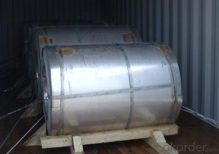Type D ASTM A653 Hot-Dip Galvanized Steel Coil CNBM
