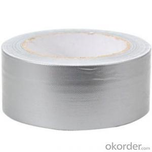 Silver Cloth Tape Black Cloth Tape Gray Coth Tape