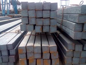 Damascus Steel Billet for Producing Building Material